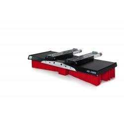 Kehrbesen V-Concept V9-2400 Gabel-Schlupfaufnahme
