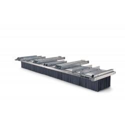 Kehrbesen G-Concept G12-3000 Gabel-Schlupfaufnahme